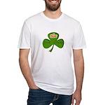 Hot Irish Granny Fitted T-Shirt