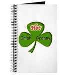 Hot Irish Granny Journal