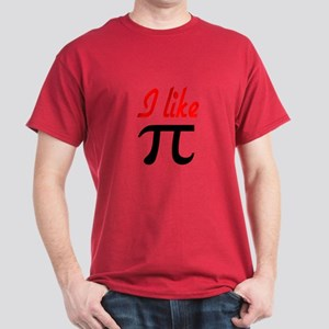 I like Pi Dark T-Shirt