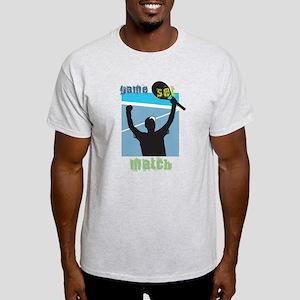 Game Set Match Light T-Shirt