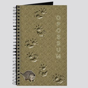 Opossum and Tracks Journal