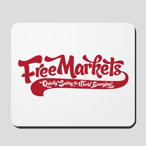 Free Markets Mousepad