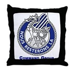 3ID Command Group Throw Pillow
