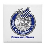 3ID Command Group Tile Coaster