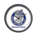 3ID Command Group Wall Clock