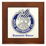 3ID Command Group Framed Tile