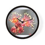 Maple Blossom Wall Clock