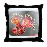 Maple Blossom Throw Pillow