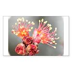 Maple Blossom Rectangle Sticker 10 pk)