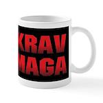 Krav Maga 11 oz Ceramic Mug