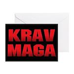 Krav Maga Greeting Cards (Pk of 20)