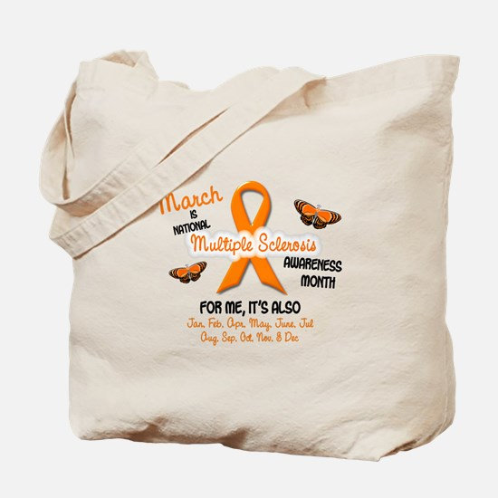 MS Awareness Month 2.1 Tote Bag