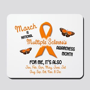 MS Awareness Month 2.1 Mousepad