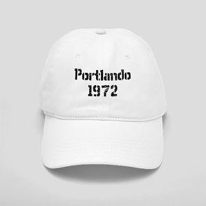 Portland, Oregon 1972 Cap