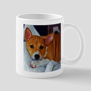 Basenji Puppy Mug