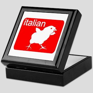 ITALIAN Keepsake Box