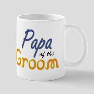 Papa of the Groom Mug