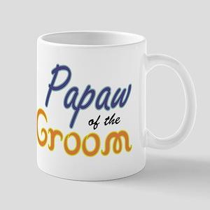Papaw of the Groom Mug
