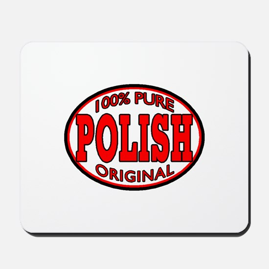 POLISH ORIGINAL Mousepad