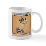 Socialism Illustrated Mugs