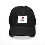 I LOVE YULIANA Black Cap