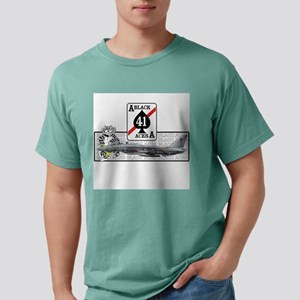VF-41 Black Aces Ash Grey T-Shirt