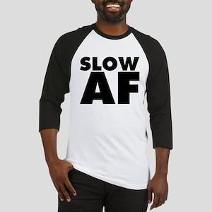 Slow AF Baseball Tee