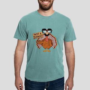Funny Thanksgiving Turkey - Not a Turkey T-Shirt