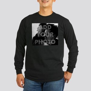 Add Your Photo Long Sleeve T-Shirt