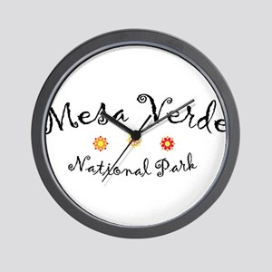 Mesa Verde Super Cute Wall Clock