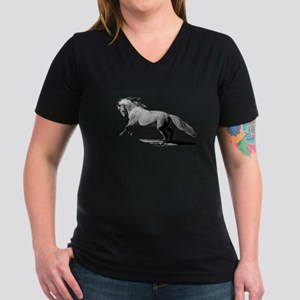 Andalusian Sallion/ transperancy T-Shirt