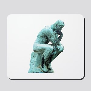 The Thinker Mousepad