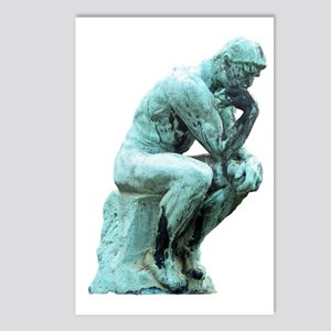 The Thinker Postcards (Package of 8)
