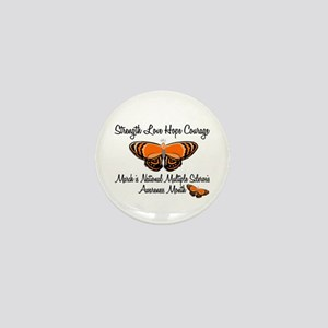 MS Awareness Month 3.2 Mini Button