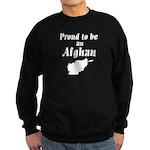 Proud to be an Afghan Sweatshirt (dark)