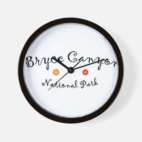 Bryce Canyon Super Cute Wall Clock
