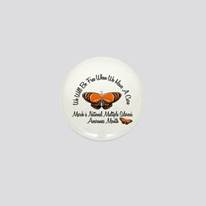 MS Awareness Month 3.1 Mini Button