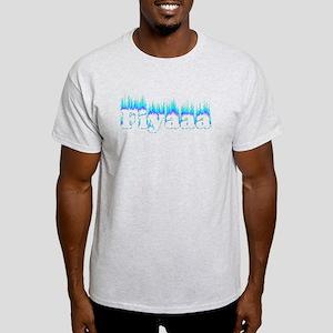 Aqua Fiyaaa Light T-Shirt