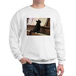 Piano Kitty Sweatshirt