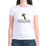 Time Flies2 Jr. Ringer T-Shirt