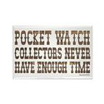 Enough Time1 Rectangle Magnet (10 pack)