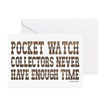 Enough Time1 Greeting Cards (Pk of 20)