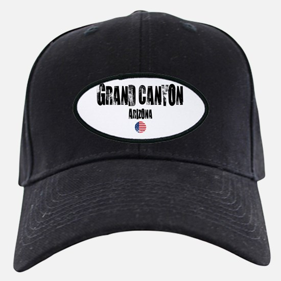 Grand Canyon Grunge Baseball Hat