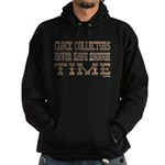 Enough Time2 Hoodie (dark)