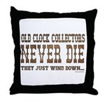 Wind Down2 Throw Pillow