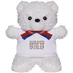 Wind Down2 Teddy Bear