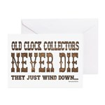 Wind Down2 Greeting Cards (Pk of 20)