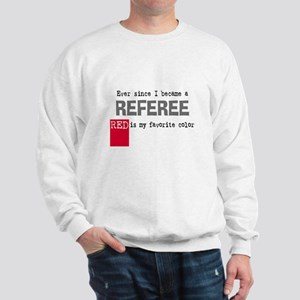 Red Card Sweatshirt
