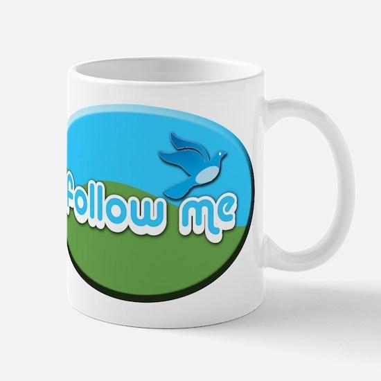 Follow Me Round - Mug