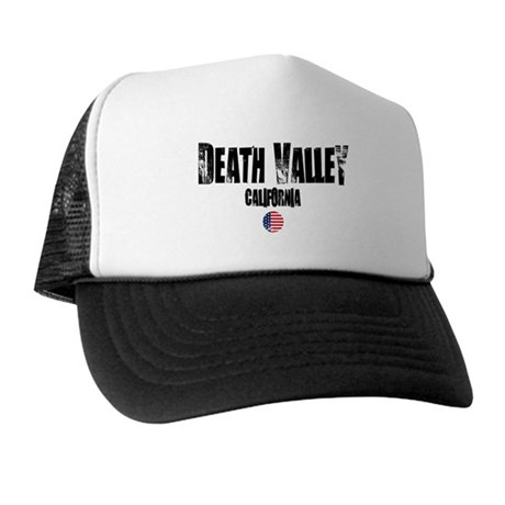 Death Valley Grunge Trucker Hat